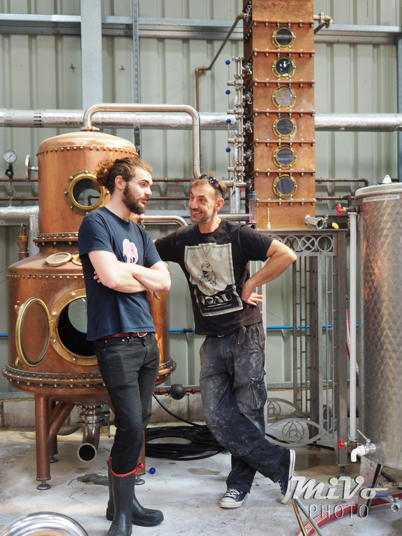 Gin distillers