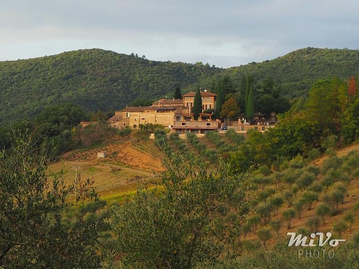 Campopalazzi, Toscana