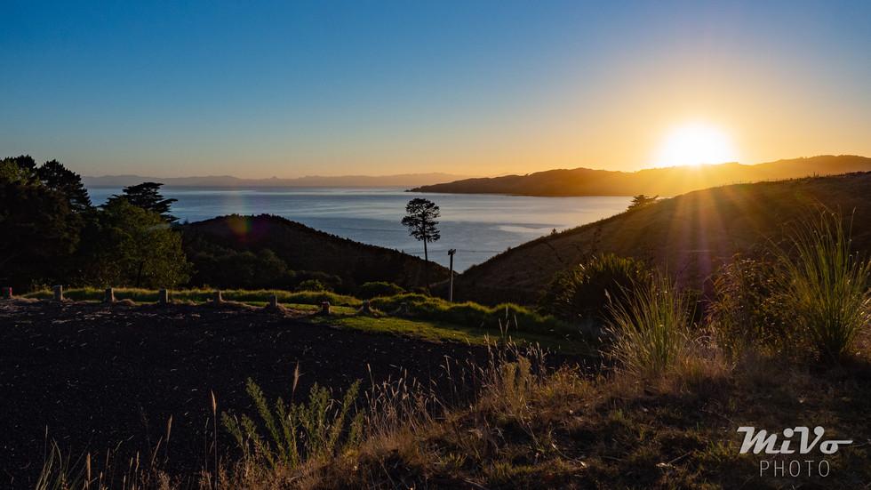Waitawa Sunset