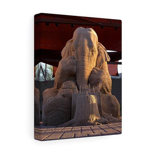 Elephant Canvas Gallery Wraps