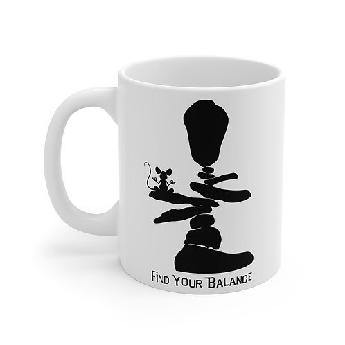 Find Your Balance Mug 11oz