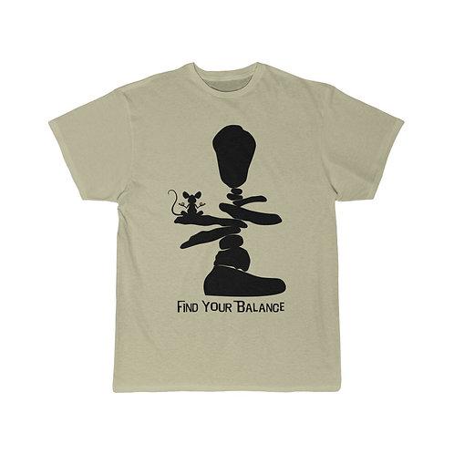 Find Your Balance Men's Short Sleeve Tee