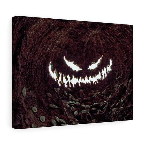 Pumpkin Smile Canvas Gallery Wraps