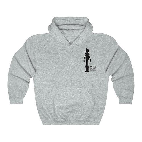 Gourdy Ghouligan Unisex Heavy Blend™ Hooded Sweatshirt