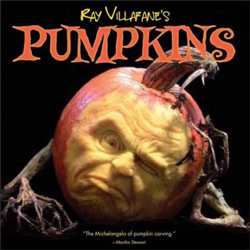 Ray Villafane's Pumpkins Book