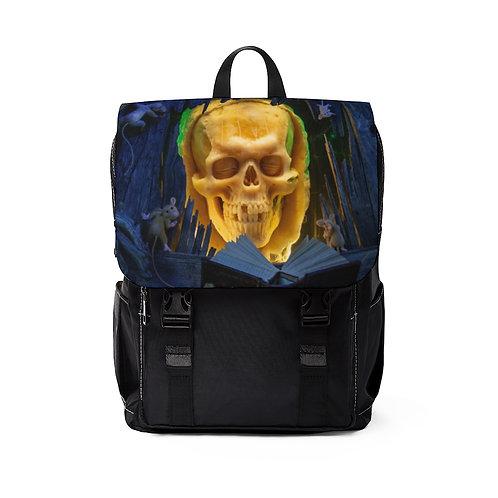 Unisex Casual Shoulder Backpack