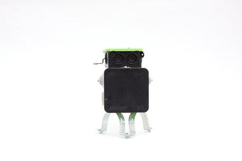 רובוט תיבת נגינה שחור