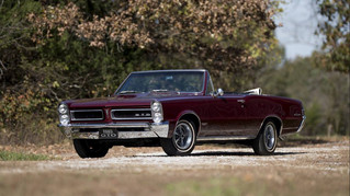 I like Dreaming of a GTO By Mark Weisseg