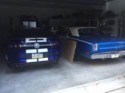 '13 Shelby & '69 Roadrunner