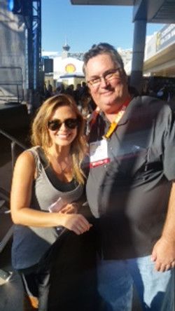 SEMA 2016 with Cristy Lee