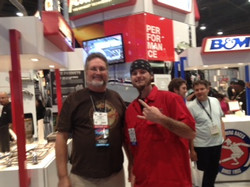 Ryan Evans from Counting Cars @ SEMA