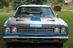 1969 Road Runner Front End