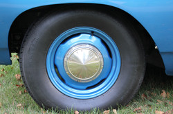 1969 Road Runner Wheel