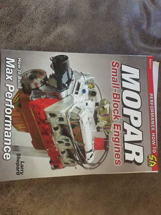 Mopar fans-book review  By Mark Weisseg