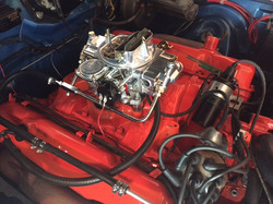 1969 Road Runner Engine