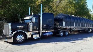 Keep on Trucking. By Mark Weisseg