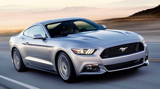 Mustang Haters Rejoice By Mark Weisseg