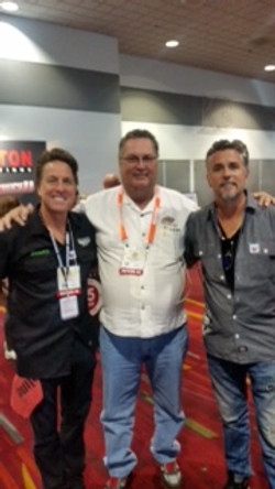 Richard Rawlings and Dennis Collins