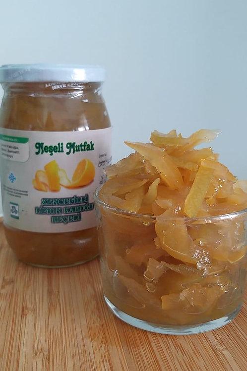 Zencefilli Limon Reçeli
