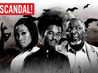 5 Spooky moments on Scandal!