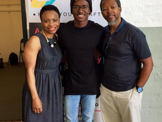 Hungani w/ Lindani Nkosi & Grace Mahlaba