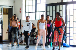 SANS Group Dance