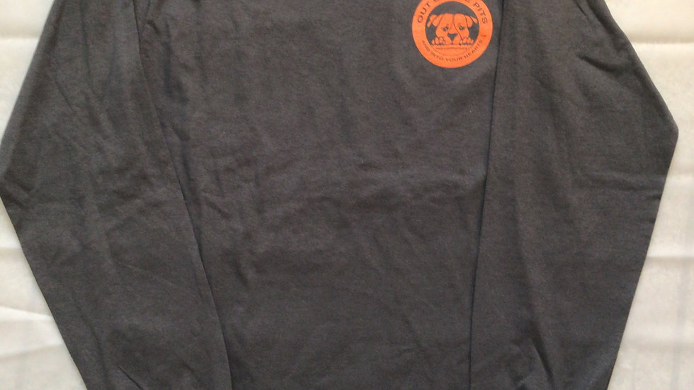 Long Sleeve T-Shirt w/Logo