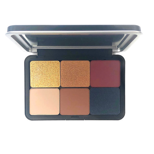 Palette 6 fards #1 Make Up For Ever