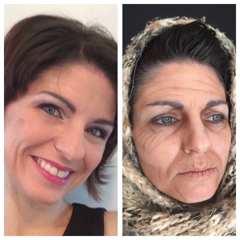 Maquillage - Vieillissement