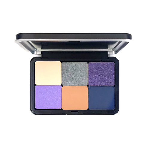 Palette 6 fards #3 Make Up For Ever