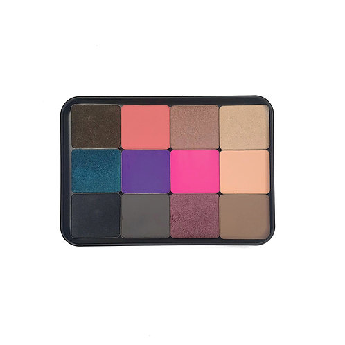 Palette 12 fards #2 Make Up For Ever