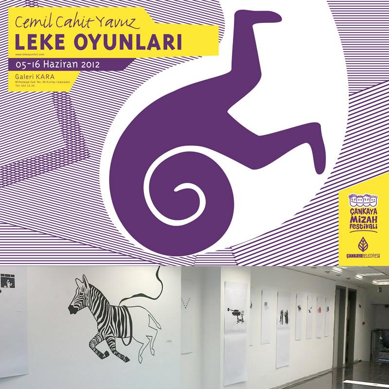 Leke Oyunları 2012-Ankara