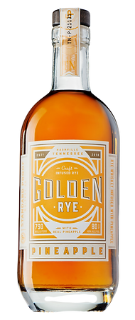 Golden Rye Whiskey