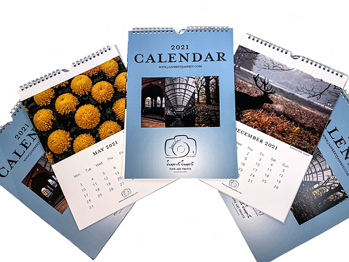 JJ 2021 Calendar
