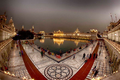 Darbar Sahib - Higher Abode