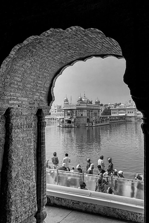 Darbar Sahib - Glimpse of Beauty