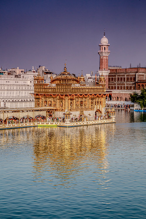 Darbar Sahib - Celebration