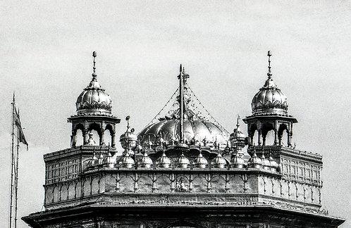 Darbar Sahib - Domed