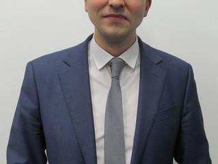 Михаил Золотарев назначен Директором Департамента перестрахования «Индустриального страхового брокер