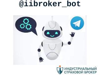 Наш Telegram-бот поможет бизнесу экономить на страховании!