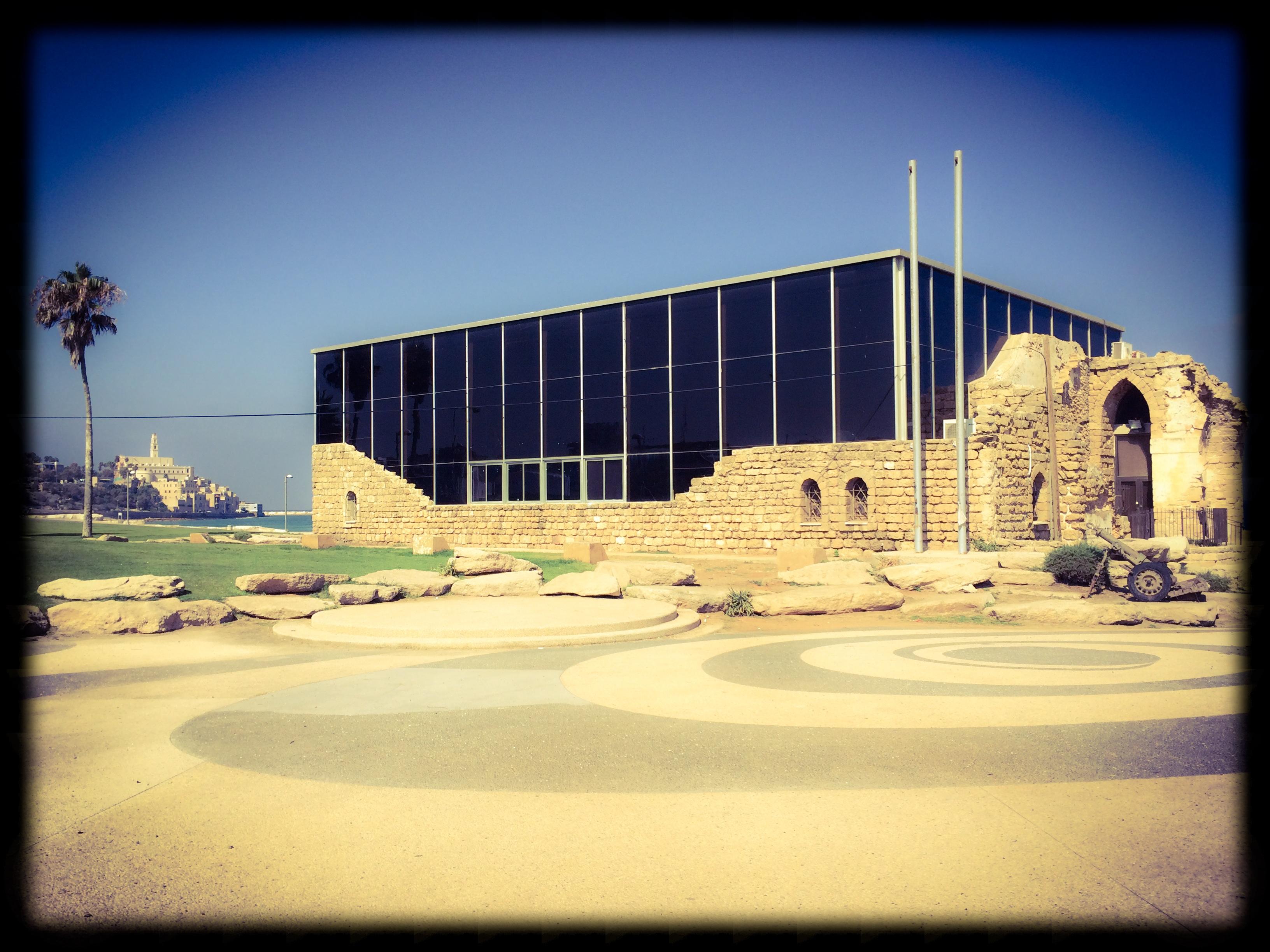Manshiyya / Irgun museum