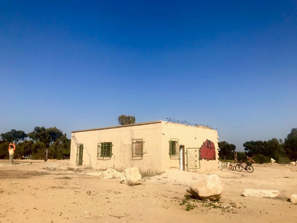 Abu Breisha's house