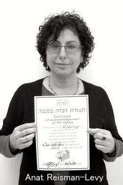 Anat acknowledges the Nakba.