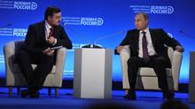Председатель Наблюдательного совета Российского антитеррористического страхового пула Александр Гуль