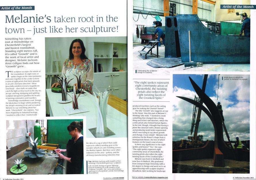 Growth - Reflections Magazine