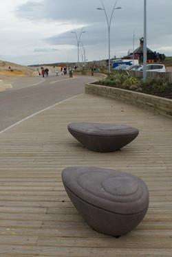Mussel Seats