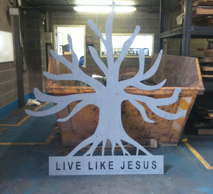 St Joseph's School Vision Tree