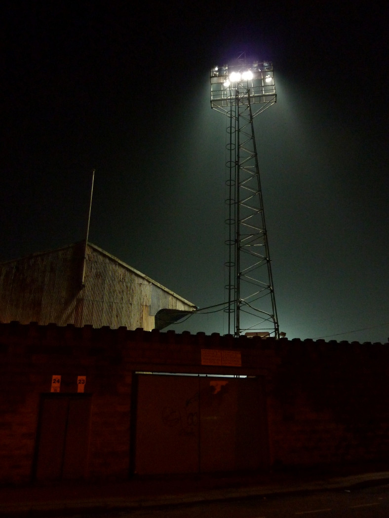 Saltergate night time shot, courtesy of Phil Tooley