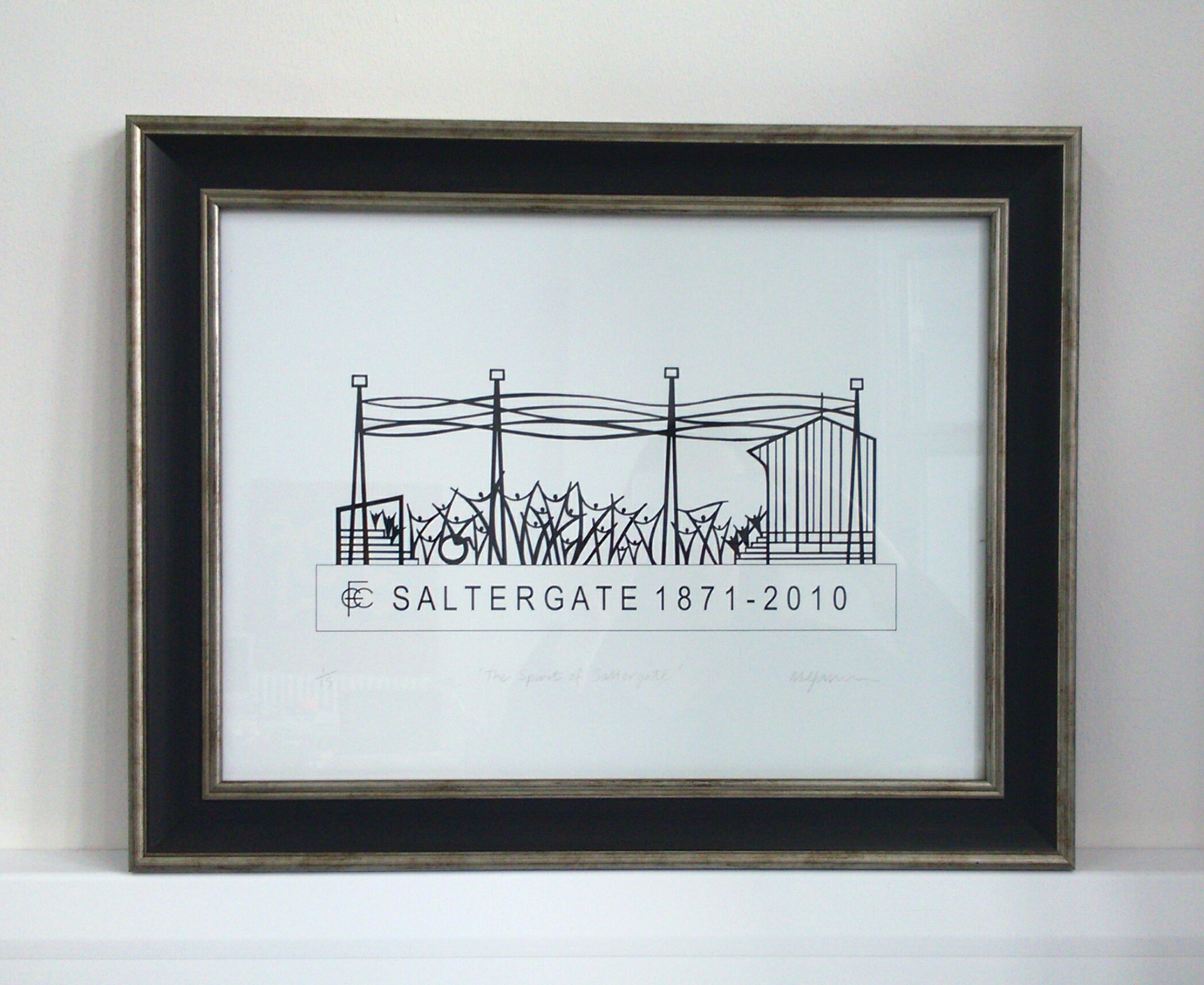 Spirit of Saltergate