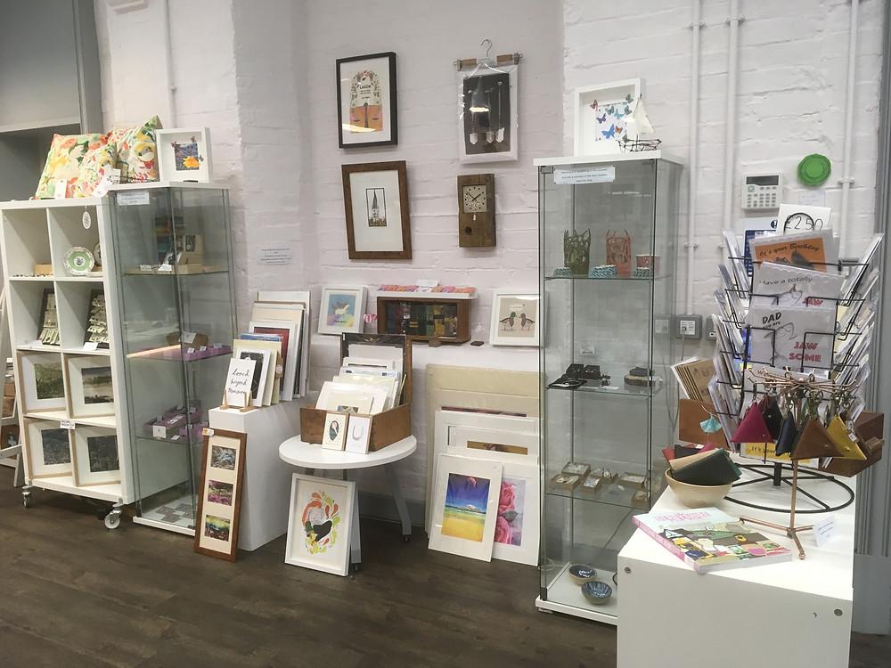 West Studios Gallery/Shop